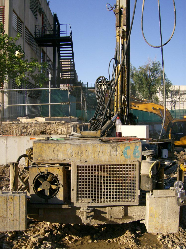 Spain Jet Grouting 2007 Dat Instruments