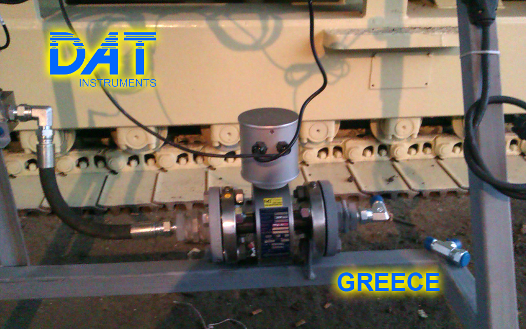Greece Grout Injections 2013 Dat Instruments