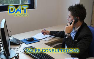 Sales consultations