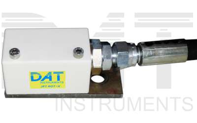 DAT instruments, JET ROT / H, stroke counter for rotational speed of mill