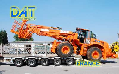 DAT instruments, automatisms for lifting equipment, rib positioning, France