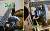 DAT instruments, Kuwait, sand compaction pile, SCP