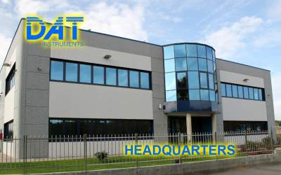 DAT instruments, datalogger for Geotecnics and Special Foundations, Headquarters