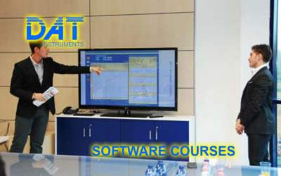 DAT instruments, datalogger for Geotecnics and Special Foundations, software courses