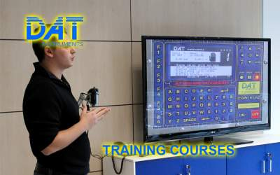 DAT instruments, datalogger for Geotecnics and Special Foundations, training courses