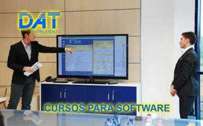 DAT instruments, datalogger para Geotecnia y Fundaciones Especiales, cursos para software