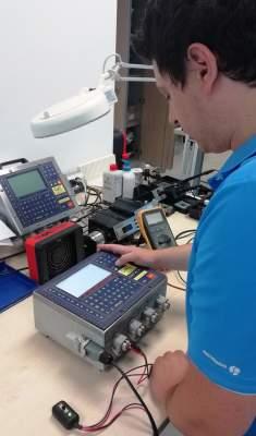 DAT instruments, datalogger, producción, reparación, Made in Italy, sistema de adquisición