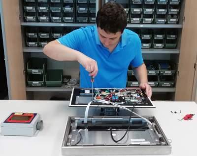 DAT instruments, producción , data logger, WideLog, Made in Italy, sistema de adquisición