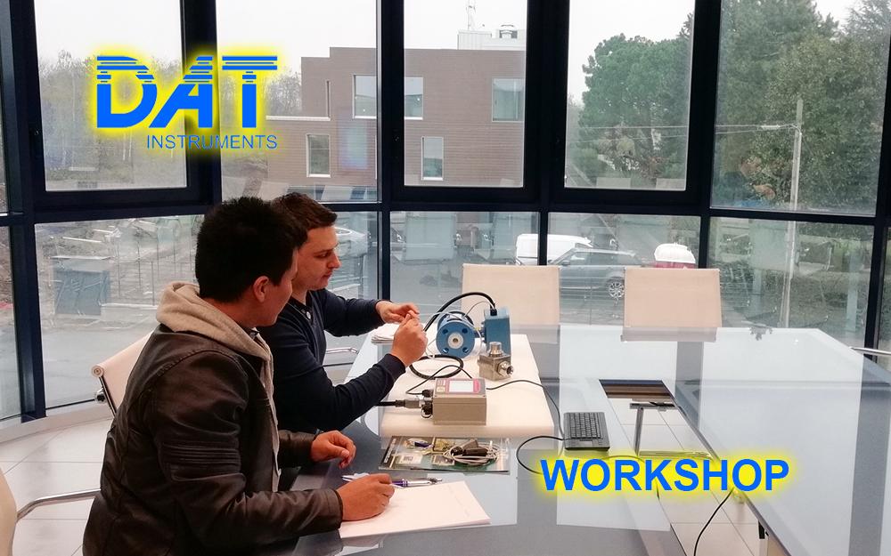 DAT instruments, workshop
