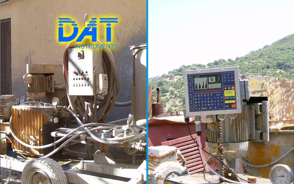 DAT instruments, datalogger, perforadoras antiguas