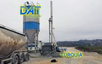 DAT Instruments, DAT TinyLog, datalogger, registrador de datos, Puerto de Karasu, Obras, soil mixing para ampliación de carretera