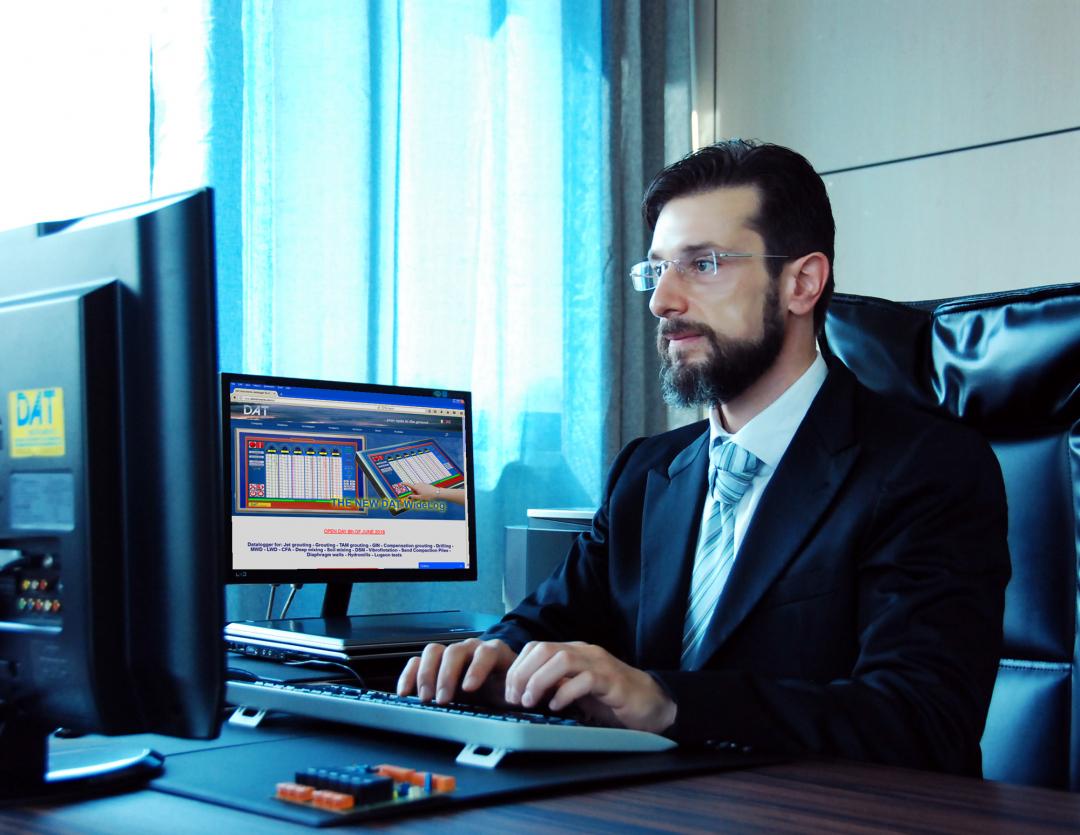 Amedeo Valoroso, DAT instruments CEO