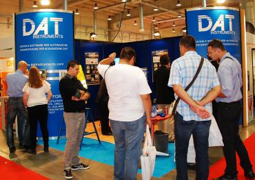DAT instruments, CAPAC EXPO 2014, fiera, invito