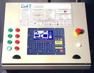 DAT WM, computerized weighting system