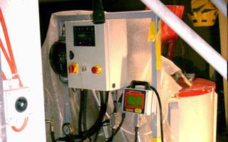 DAT instruments, datalogger per: Jet grouting - Iniezioni di cemento - Pali valvolati - Trivellazioni - DAC test - CFA - Deep mixing - Soil mixing - Vibroflottazione - Diaframmi - Idrofrese - Prove Lugeon