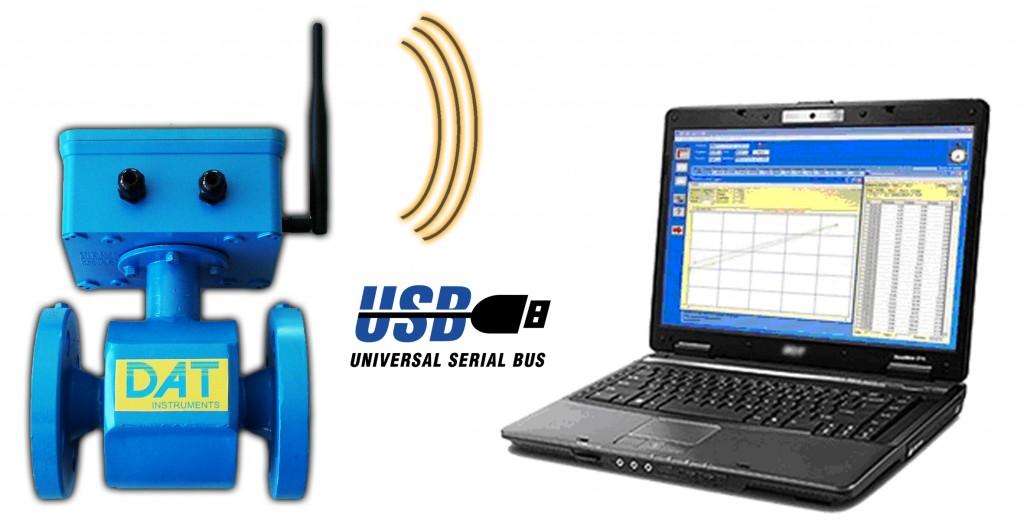 sensore di pressione e portata elettromagnetico JET FLOW