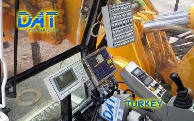 DAT instruments, JET 4000 AME / J, datalogger per pali ad elica continua, Turchia