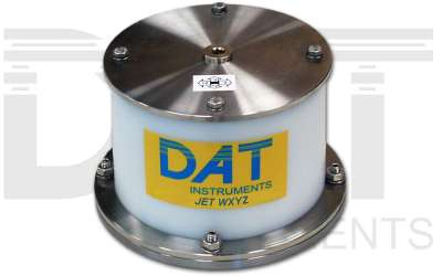 DAT instruments, JET WXYZ, sensore di inclinazione e rotazione wireless