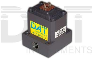 DAT instruments, JET FLOW xx / R, misuratore di portata ad ingranaggi