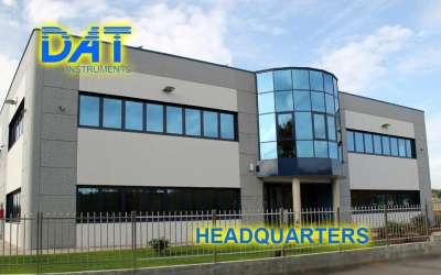 DAT instruments, datalogger per geotecnica e fondazioni speciali, sede centrale