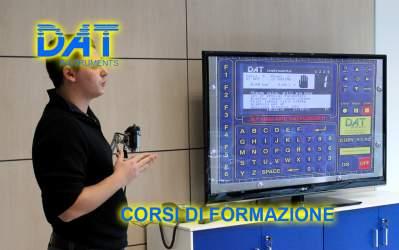 DAT instruments, datalogger per geotecnica e fondazioni speciali, corsi di formazione