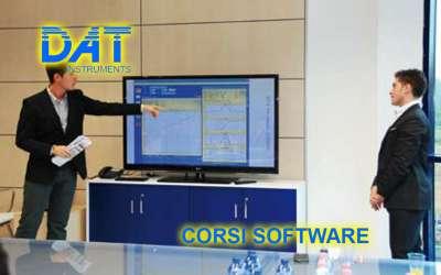 DAT instruments, datalogger per geotecnica e fondazioni speciali, corsi software