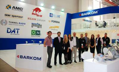 Minex 2017, Barkom group