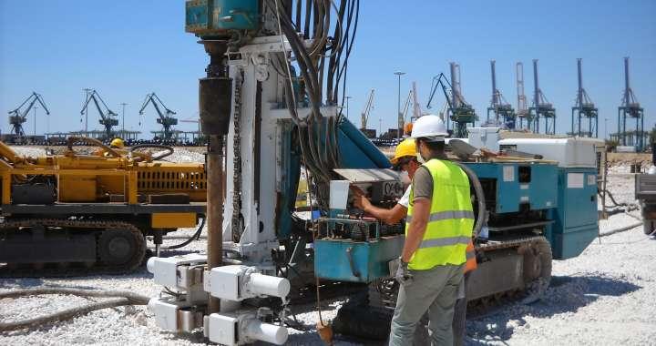 DAT instruments Taranto port JET SDP / IB