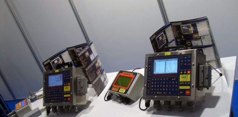 DAT instruments, datalogger, Bauma 2016