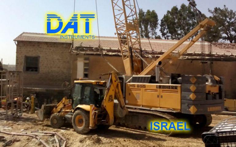 DAT instruments, Israel, dWalls, JET DSP 100 - D, instrument