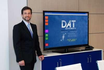 Amedeo Valoroso, DAT instruments datalogger, Easy DAT