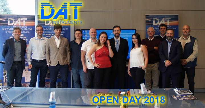 DAT instruments, Open Day Diretta Facebook
