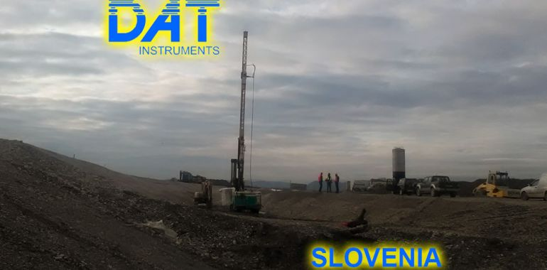 DAT instruments, Slovenia, cutoff diga