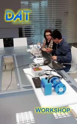 DAT Workshop, visita in azienda, gamma prodotti, training