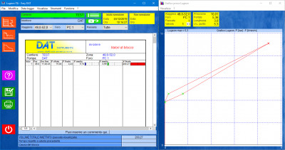 DAT instruments, Lugeon test, software Easy DAT