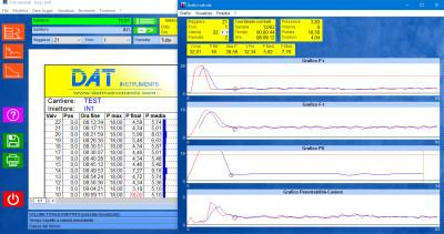 DAT instruments, GIN, pali valvolati, iniezioni di cemento, software Easy DAT, geotecnica