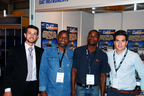 BAUMA AFRICA 2013, stand H3.332, Johannesburg, South Africa, Gallagher Convenction Center