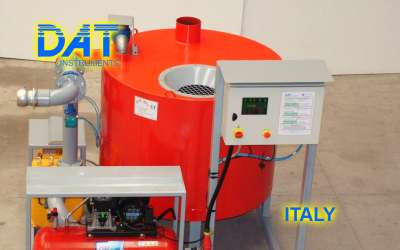 DAT instruments, DAT WM LGT, cement mixing system, Italy