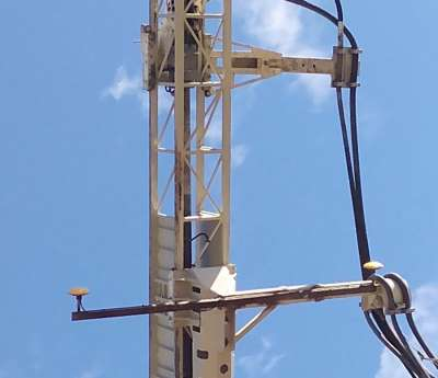 DAT instruments, GPS automatic drilling positioning, antennas