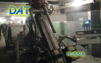 DAT instruments, JET 4000 AME / J, datalogger for drilling, Russia
