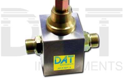 DAT instruments, JET P SEP / G, hydraulic separator, max 160 bar