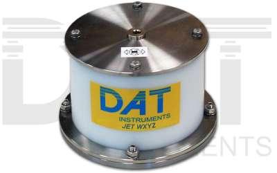 DAT instruments, JET WXYZ, wireless inclination and rotation sensor