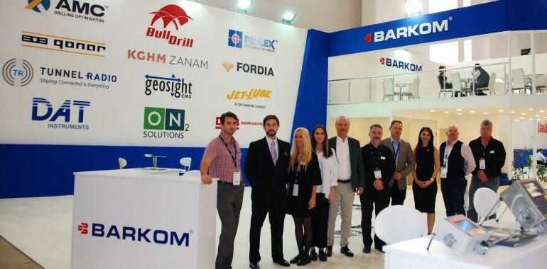 Minex 2017, Barkom group