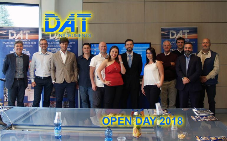 DAT instruments, Open Day 2018, Facebook Live