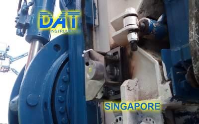 DAT-instruments-Singapore-2018-datalogger-jet-grouting-monofluid-JET-DEPTH-depth-sensor, technical support in field