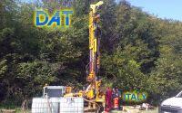 DAT instruments, datalogger, JET SDP IB, mineral investigation, field