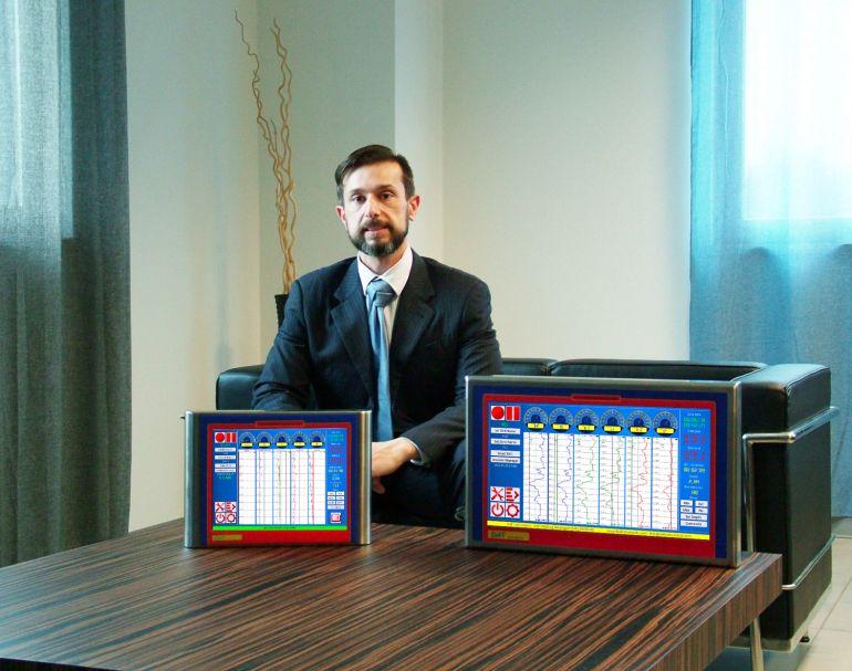 DAT instruments, Amedeo Valoroso, DAT TinyLog, datalogger