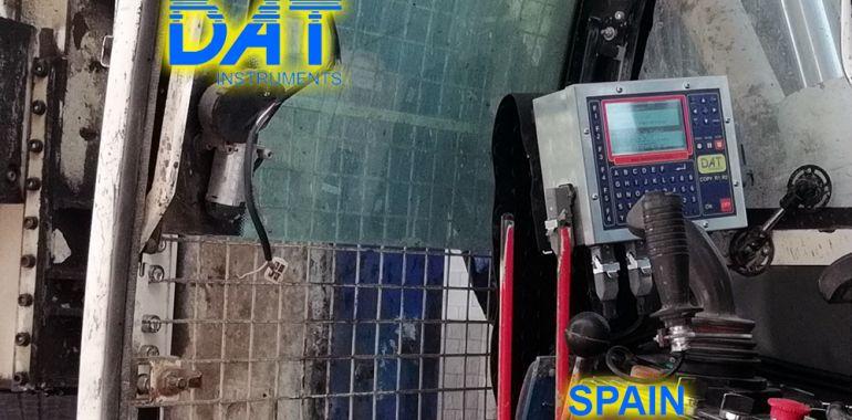 DAT-instruments-JET-4000-AME-J-MM-datalogger-drilling-rig-Spain