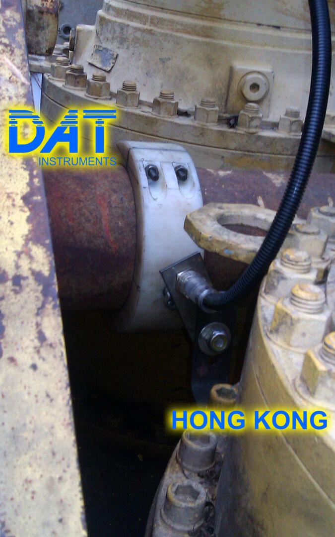 DAT instruments, horizontal drilling, JET 4000 AME J, DAT TinyLog, JET ROT, rotation sensor, Hong Kong