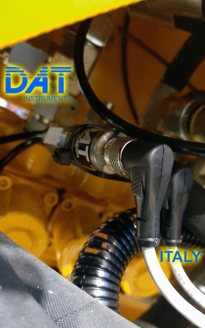 DAT instruments, datalogger JET SDP IB, drilling, torque sensor, JET TORQUE